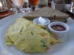 Omelette at Sarabeth's